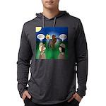 The KNOTS Horseman Mens Hooded Shirt