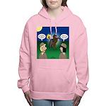 The KNOTS Horseman Women's Hooded Sweatshirt