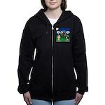 The KNOTS Horseman Women's Zip Hoodie