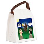 The KNOTS Horseman Canvas Lunch Bag