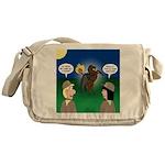 The KNOTS Horseman Messenger Bag