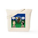 The KNOTS Horseman Tote Bag