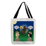 The KNOTS Horseman Polyester Tote Bag