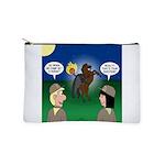 The KNOTS Horseman Makeup Bag