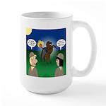 The KNOTS Horseman 15 oz Ceramic Large Mug