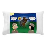 The KNOTS Horseman Pillow Case
