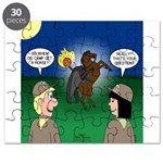 The KNOTS Horseman Puzzle