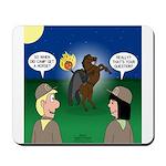 The KNOTS Horseman Mousepad
