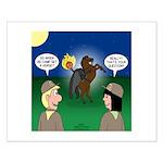 The KNOTS Horseman Small Poster