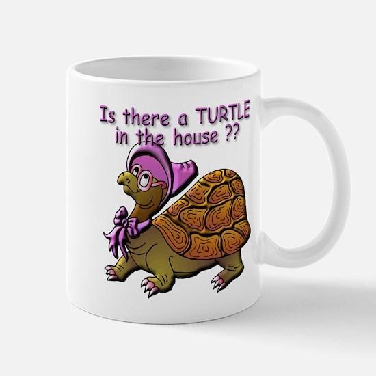 Lady Turtle Mug