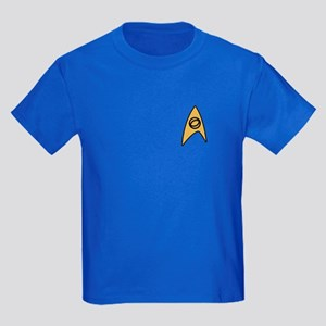 Star Trek Science Kids Dark T-Shirt