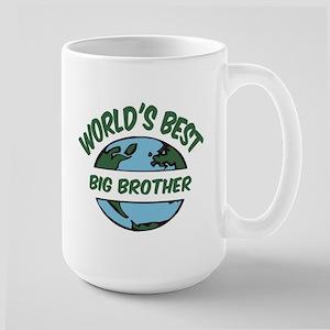 World's Best Big Brother Mugs