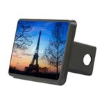Paris Rectangular Hitch Cover
