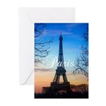 Paris Greeting Cards (Pk of 20)