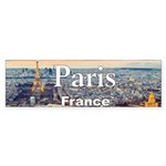 Paris Sticker (Bumper 50 pk)