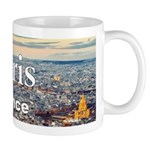 Paris 11 oz Ceramic Mug