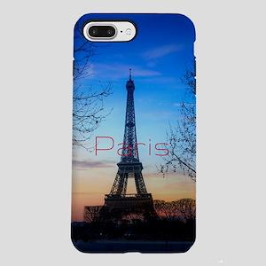 Paris iPhone 7 Plus Tough Case