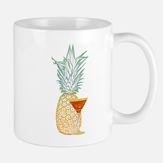 Pineapple Cocktail Mug