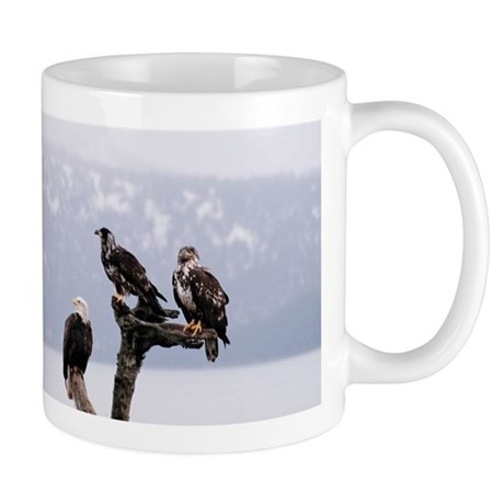 Bald Eagles Mug