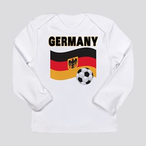 Germany Long Sleeve Infant T-Shirt