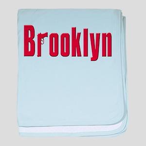 Brooklyn, New York Infant Blanket