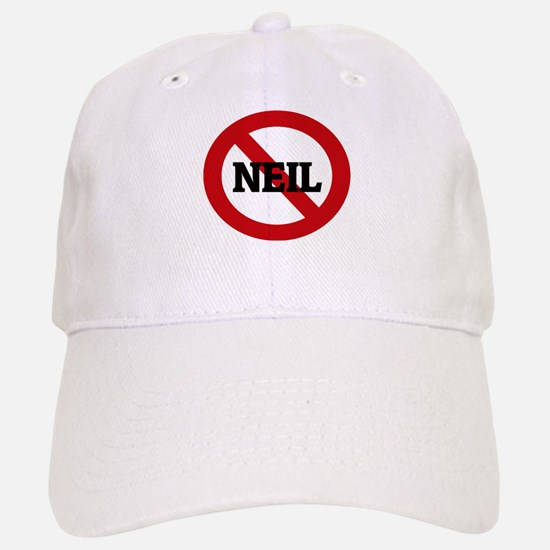 Anti-Neil Baseball Baseball Cap