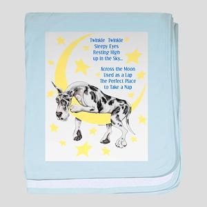 Great Dane Harle Twinkle Infant Blanket