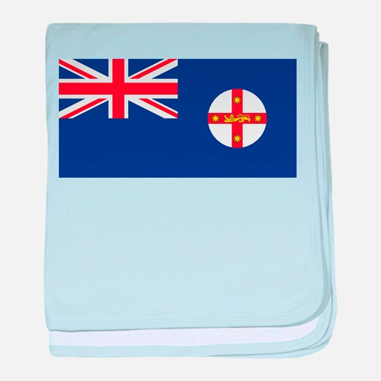 New South Wales Infant Blanket