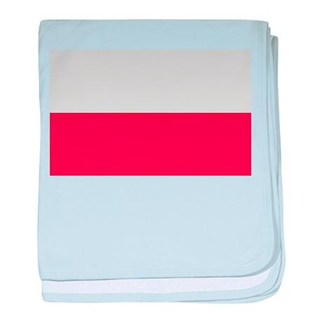 Poland Infant Blanket