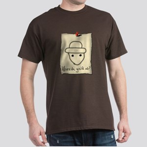 Gold Leprechaun Dark T-Shirt