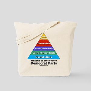 Democrat Party Tote Bag