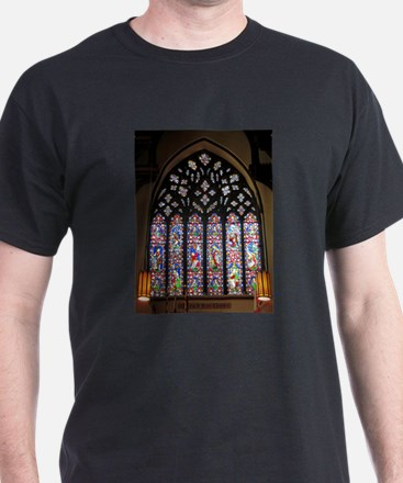 West Stained Glass Window T-Shirt