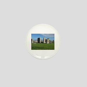 Stonehenge 2 Mini Button