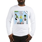 Zombie Doctor Long Sleeve T-Shirt