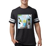 Zombie Doctor Mens Football Shirt