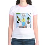 Zombie Doctor Jr. Ringer T-Shirt