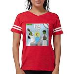 Zombie Doctor Womens Football Shirt
