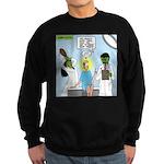 Zombie Doctor Sweatshirt (dark)