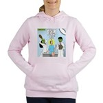 Zombie Doctor Women's Hooded Sweatshirt