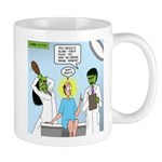 Zombie Doctor 11 oz Ceramic Mug
