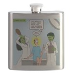 Zombie Doctor Flask