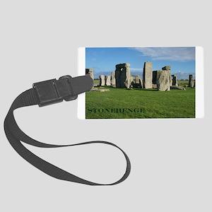 Stonehenge 2 Luggage Tag
