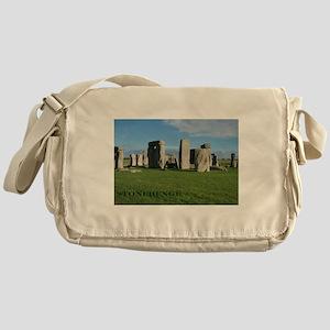 Stonehenge 2 Messenger Bag