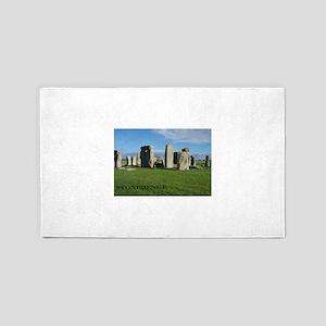 Stonehenge 2 Area Rug