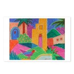 Mexicali 3 Postcards (package Of 8)