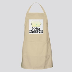 Iowa native Apron