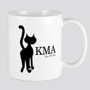 Black Cat Mugs