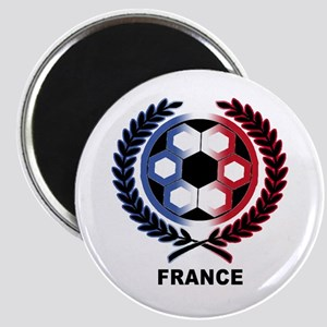 France World Cup Soccer Wreath Magnet