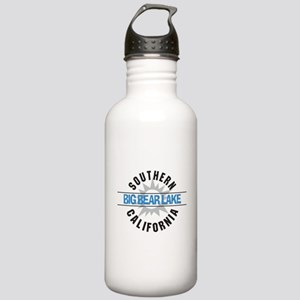 Big Bear Lake California Stainless Water Bottle 1.