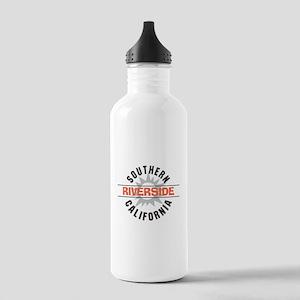 Riverside California Stainless Water Bottle 1.0L